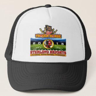 Boné 2015 Trojan Horse - Redskins de Sterling Heights