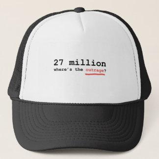 Boné 27 milhões - onde está a ofensa?