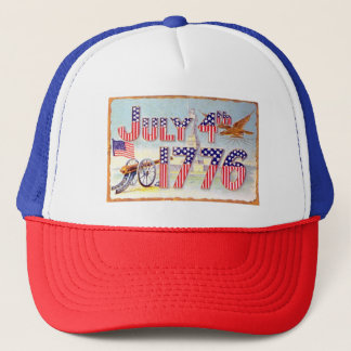 Boné 4 de julho de 1776