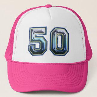 Boné 50th Festa de aniversário