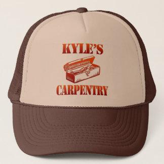 Boné A carpintaria de Kyle