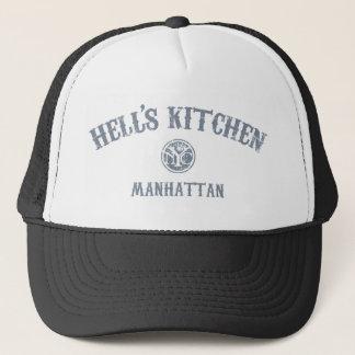 Boné A cozinha do inferno
