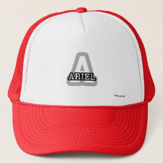 Boné A é para Ariel