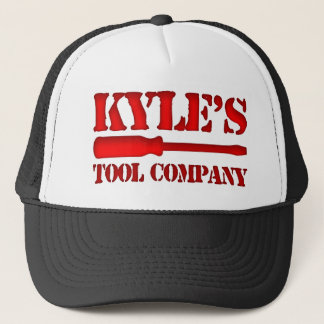 Boné A Ferramenta Empresa de Kyle