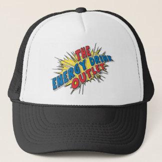 Boné A tomada da bebida da energia - chapéu do