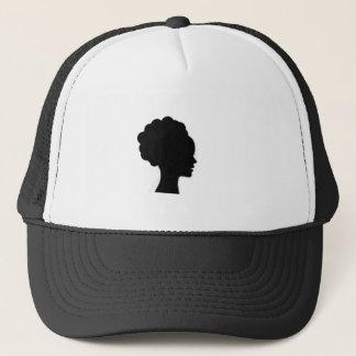 Boné Afro natural