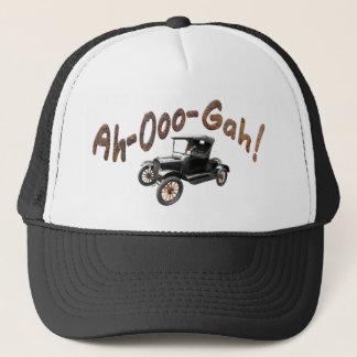 Boné Ah-Ooo-Gah chifre de carro antigo engraçado