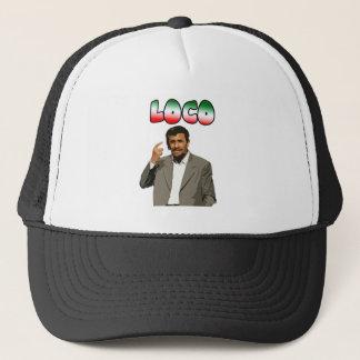 Boné Ahmadinejad - louco