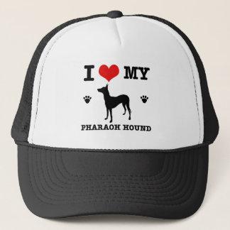 Boné Ame meu cão do faraó