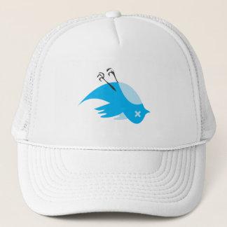 Boné Anti chapéu do Twitter