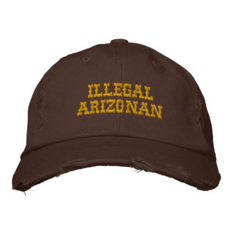 BONÉ ARIZONAN ILEGAL