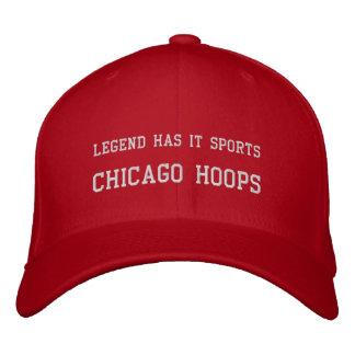 Boné Aros de Chicago