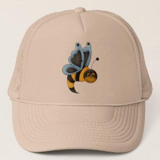Boné Asas da borboleta da abelha