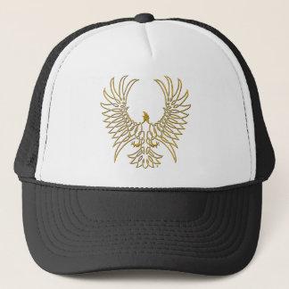Boné ascensão da águia, ouro