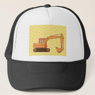 Boné Backhoe pesado do equipamento do transporte -