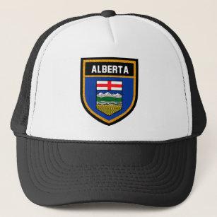 Boné Bandeira de Alberta