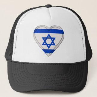 Boné Bandeira de Israel Isreali