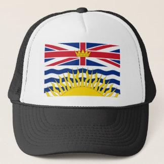Boné Bandeira do Columbia Britânica