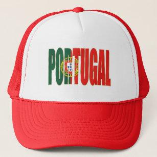 Boné Bandeira Portuguesa - por Fãs de