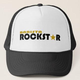 Boné Barista Rockstar 2