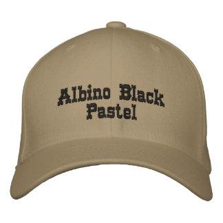 Boné básico Pastel preto de lãs de Flexfit do albi