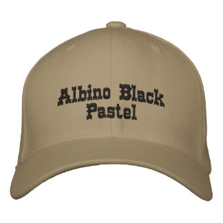 Boné básico Pastel preto de lãs de Flexfit do