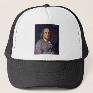 """Boné Ben Franklin """"amor Thy Neibhbor mas."""" Presentes"""