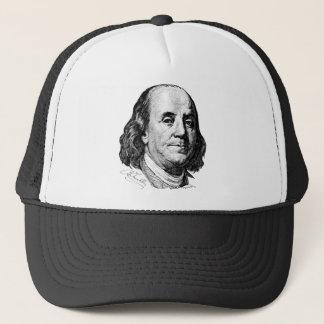 Boné Benjamin Franklin