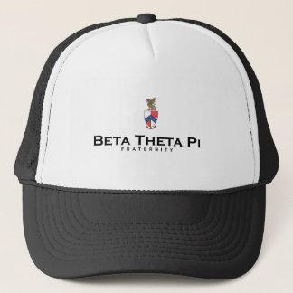 Boné Beta teta Pi com crista - cor