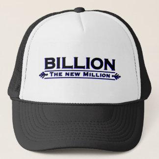 Boné Bilhão o milhão novo