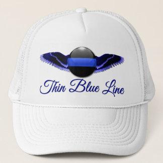Boné Blue Line fino com asas
