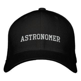 Boné Bordado Astrónomo