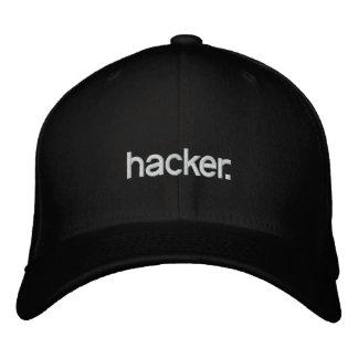Boné Bordado Cabouqueiro do chapéu negro