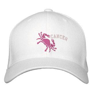 Boné Bordado Cancer zodíaco símbolo bordado o 21 de junho - 22