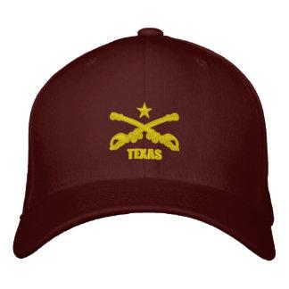 Boné Bordado Cavalaria de Texas (bordada)