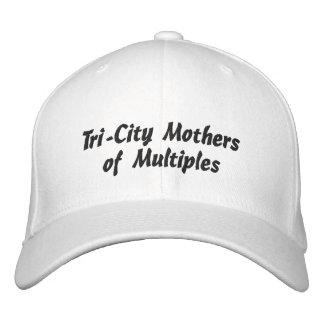 Boné Bordado Chapéu ajustável das mães da Tri Cidade