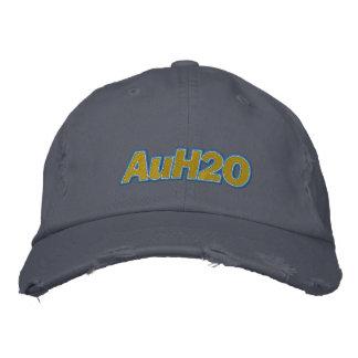 Boné Bordado Chapéu bordado AuH2O