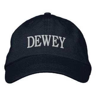 Boné Bordado Chapéu de DEWEY