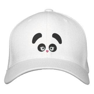 Boné Bordado Chapéus bordados Panda® do amor