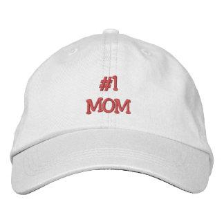 Boné Bordado O dia/aniversário das Mamã-Mães #1