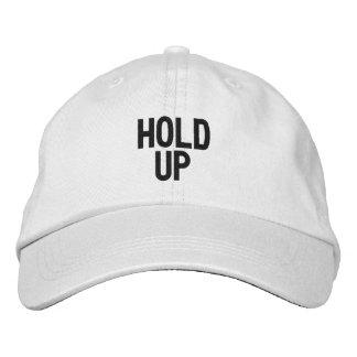 Boné Bordado Sustente o chapéu picante