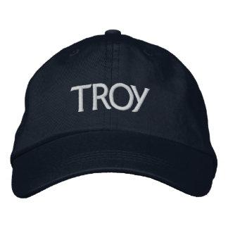 Boné Bordado Troy
