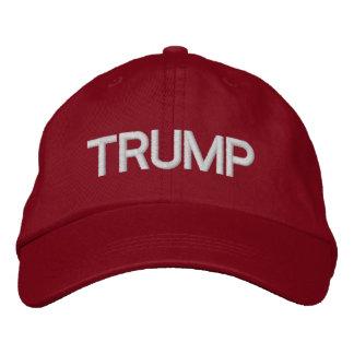Boné Bordado TRUNFO Red Hat ajustável