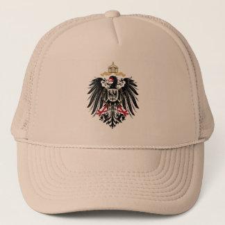 Boné Brasão Alemã império de 1889 águias de império