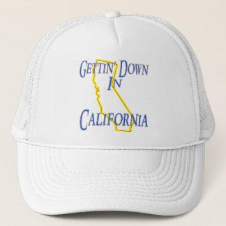 Boné Califórnia - Getting para baixo