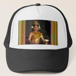 Boné cambojano do dançarino