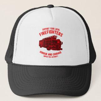 Boné Caminhão dos sapadores-bombeiros