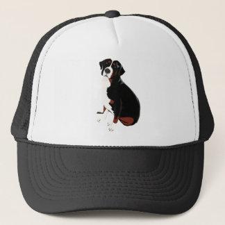 Boné Cão bonito da montanha
