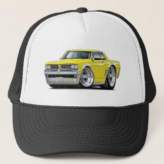 Boné Carro amarelo de 1964 GTO