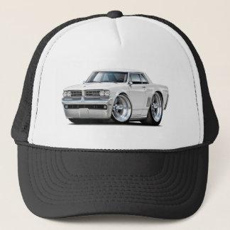 Boné Carro do branco de 1964 GTO